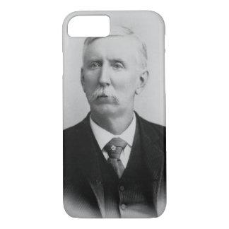 Joseph McCoy (1837-1915) (b/w photo) iPhone 7 Case