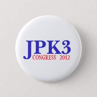 Joseph P. Kennedy, III. for Congress 2012 2 Inch Round Button