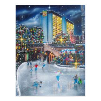 Joseph-Palacial Christmas-San Antonio Postcard