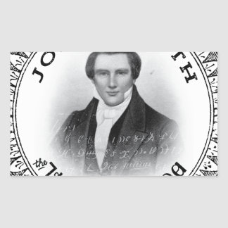 Joseph Smith THE Prophet of God Sticker