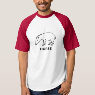 Joseph Smith's Horse (Tapir) T-shirt