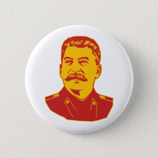 Joseph Stalin Portrait 2 Inch Round Button
