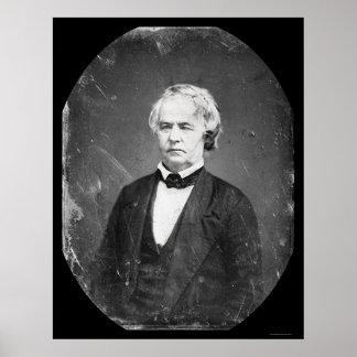 Joseph Vance Congressman Daguerreotype 1836 Poster