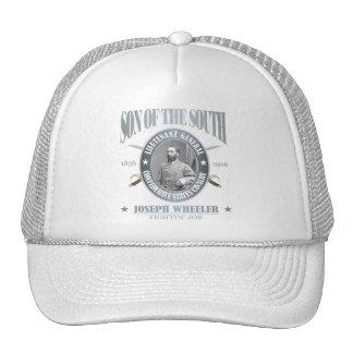 Joseph Wheeler (SOTS2) silver Trucker Hat