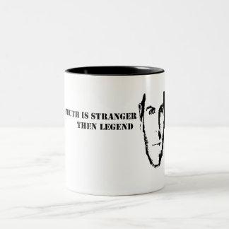 Josh Gate Two-Tone Coffee Mug
