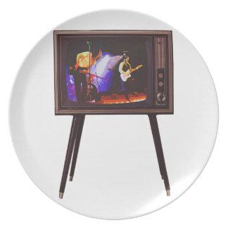Josh West Live Design Plate