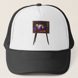 Josh West Live Design Trucker Hat