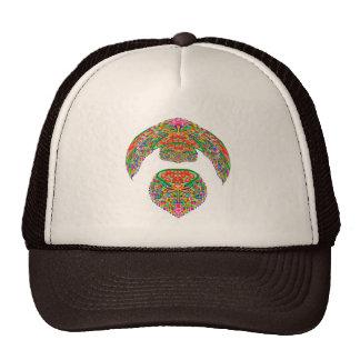 JOSHINO Diamond Treasure Trucker Hat