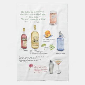 Josh's drink kitchen towel