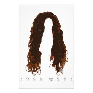 Josh's Hair Design Stationery