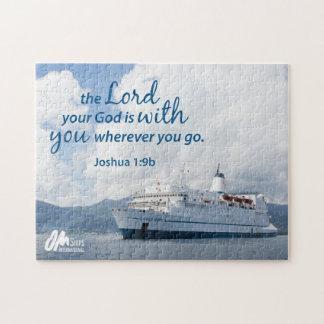 Joshua 1:9 Puzzle
