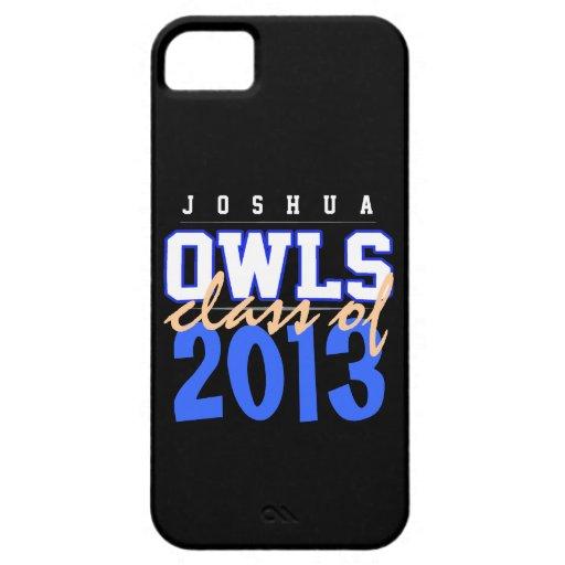 Joshua High School, Owls, Senior iPhone 5 Covers