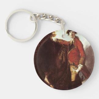 Joshua Reynolds- Captain Robert Orme Acrylic Keychains
