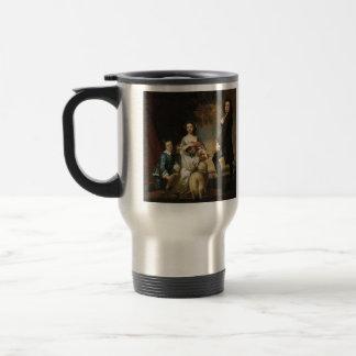 Joshua Reynolds- Thomas & Martha Neate, with Tutor Coffee Mug