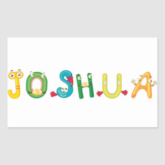 Joshua Sticker