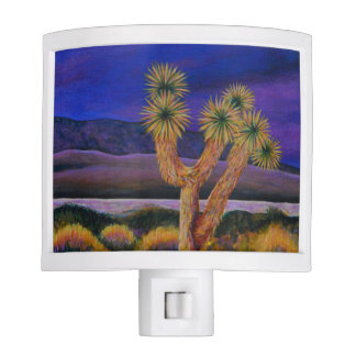 Joshua Tree at Dusk Nightlight Night Light