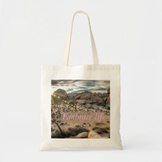Joshua Tree at Dusk Tote