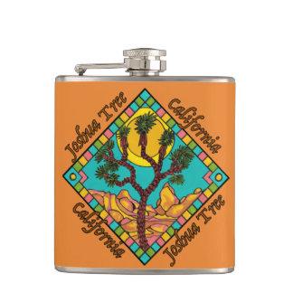 JOSHUA TREE California Hip Flask