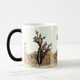 Joshua Tree Coffee Cup/Mug Magic Mug