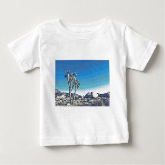 Joshua Tree Drawing Baby T-Shirt