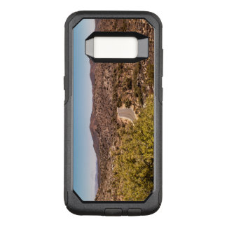 Joshua tree lonely desert road OtterBox commuter samsung galaxy s8 case