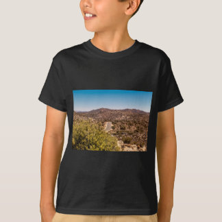 Joshua tree lonely desert road T-Shirt