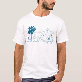 Joshua Tree National Park Art T-Shirt