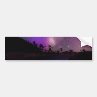 Joshua tree National Park Bumper Sticker
