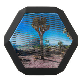 Joshua Tree National Park California Black Bluetooth Speaker