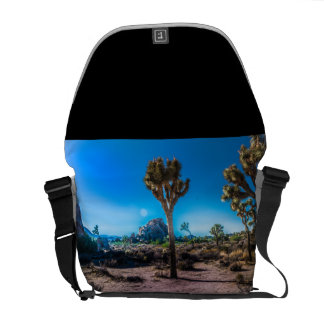 Joshua Tree National Park California Courier Bags