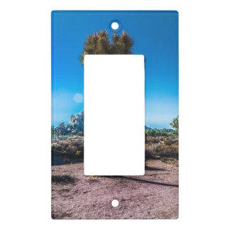 Joshua Tree National Park California Light Switch Cover