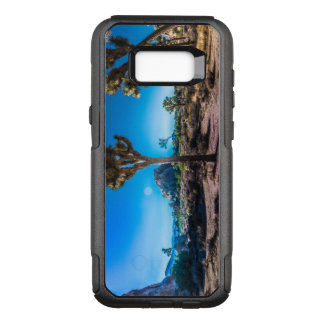 Joshua Tree National Park California OtterBox Commuter Samsung Galaxy S8+ Case