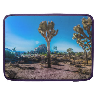 Joshua Tree National Park California Sleeve For MacBook Pro
