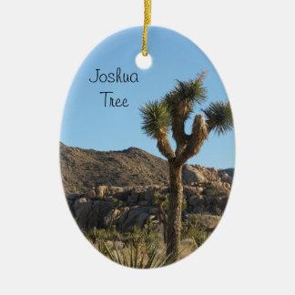 Joshua Tree National Park Ceramic Ornament