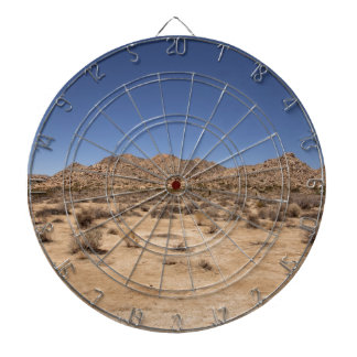 Joshua Tree National Park Dartboard