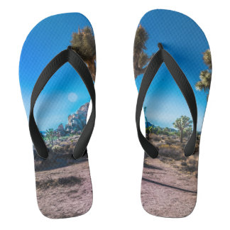 Joshua Tree National Park Flip Flops