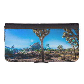 Joshua Tree National Park iPhone SE/5/5s Wallet Case