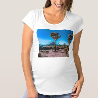 Joshua Tree National Park Maternity T-Shirt
