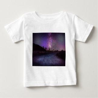 Joshua tree National Park milky way Baby T-Shirt