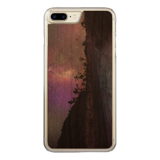 Joshua tree National Park milky way Carved iPhone 8 Plus/7 Plus Case