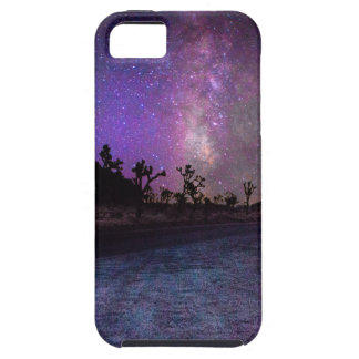 Joshua tree National Park milky way Case For The iPhone 5