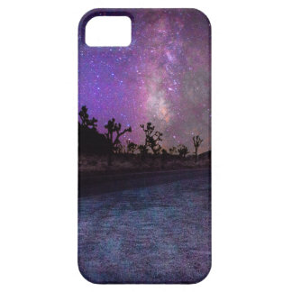 Joshua tree National Park milky way iPhone 5 Cover