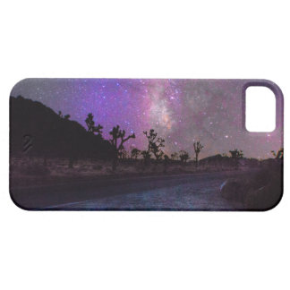 Joshua tree National Park milky way iPhone 5 Covers