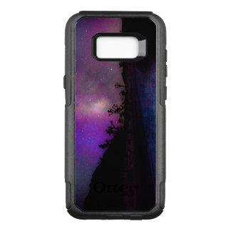 Joshua tree National Park milky way OtterBox Commuter Samsung Galaxy S8+ Case