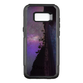 Joshua tree National Park milky way OtterBox Commuter Samsung Galaxy S8+ Case