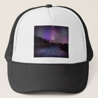 Joshua tree National Park milky way Trucker Hat
