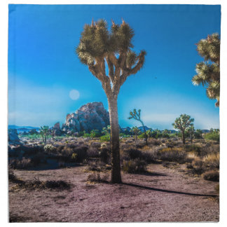 Joshua Tree National Park Napkin