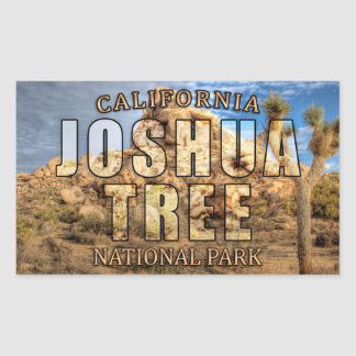 Joshua Tree National Park Sticker
