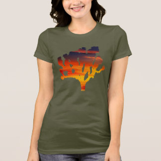Joshua Tree Sunset T-Shirt