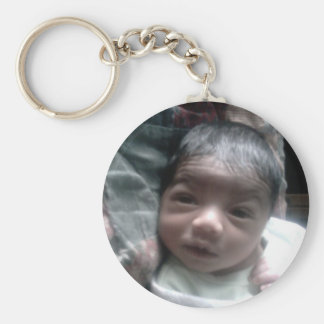 JOSIAH EYES WIDE OPEN KEYCHAIN